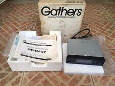 Nos Gathers Equalizer Ge-8407 Honda Civic Ef Eg Ek Es Crx Accord Prelude Rare