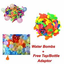 150 Pcs Assorted Colour Water Balloons Bombs Kids Summer Kids Fun Party Supply