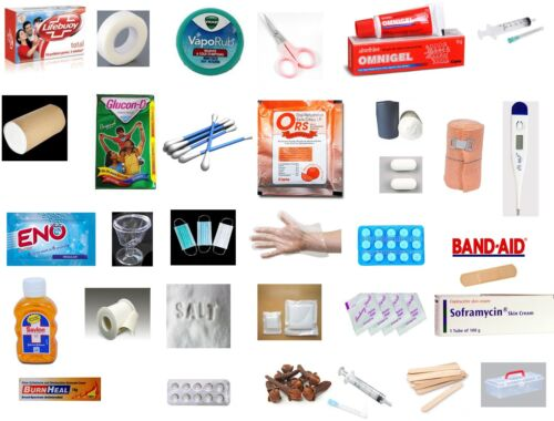 First Aid Box Items Www Pixshark Com Images Galleries With A Bite