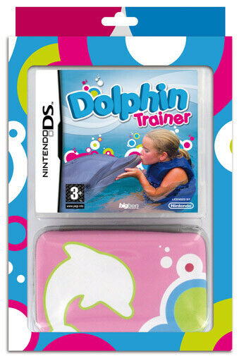 Dolphin Trainer + Borsetta Nintendo DS IT IMPORT NEKO ENTERTAINMENT