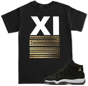 the air jordan xi heiress shirts