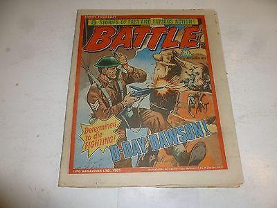 """EAGLE Comic UK Comic Date 30////07//1983 Inc /""""MINI ACTION FORCE Comic NO 2"""