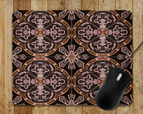 Mouse Pad Tons Of Different Colors Moroccan Tile Design Decorative Mouse Pad