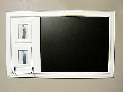 Blackboard With Picture Frame 68cm x 40cm