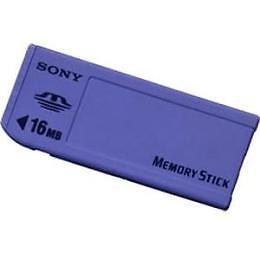 Sony MSA-16A Memory Stick 16MB
