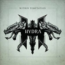 Within Temptation - Hydra 2 CD set DIGIPACK EDITION WITH BONUS TRACKS