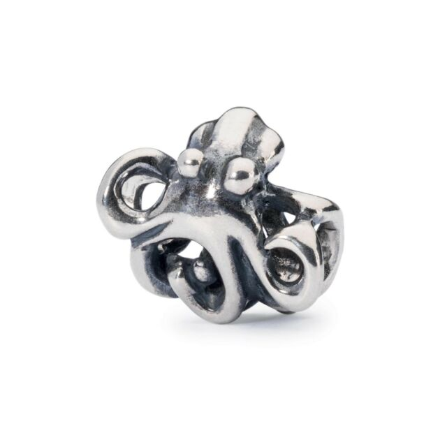 AUTHENTIC TROLLBEADS ORIGINAL 1004102023 SILVER GUARDIAN OF TREASURES