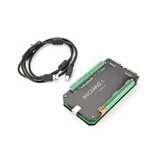 Cnc Controller Nvcm 4 Cnc Controller Mach3 Usb Interface Board Card Remote Ha