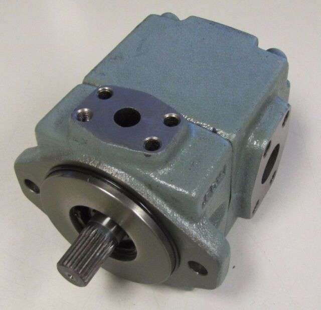 YUKEN PV2R1-19-F-RAB-4128 21 MPa 18.6 CM³/REV HYDRAULIC VANE PUMP