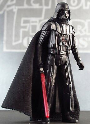 rare Star Wars 3.75/'/' DARTH VADER 2013 THE EMPIRE STRIKES figure $ lightsaber