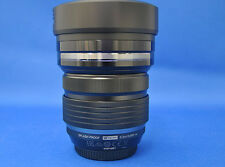 Olympus M.ZUIKO 7-14mm f2.8 PRO Camera Lens Black Japan Domestic Version New