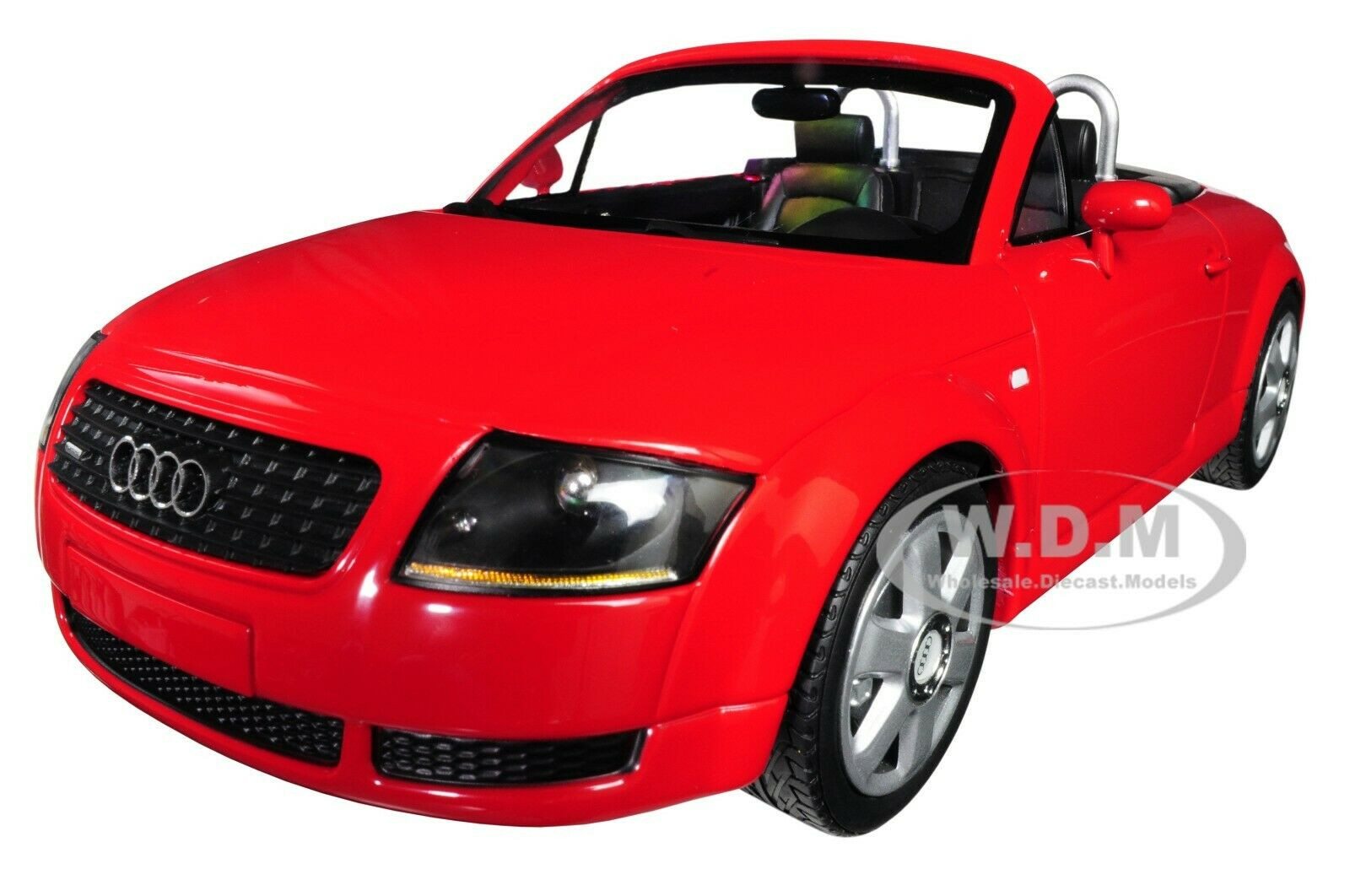 1999 AUDI TT ROADSTER RED LTD 300 PCS 1 18 DIECAST CAR BY MINICHAMPS 155017032
