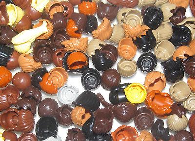 Lego ® Lot x10 Paire Jambes Différentes Aléatoire Minifig Figurine Leggs 970 NEW