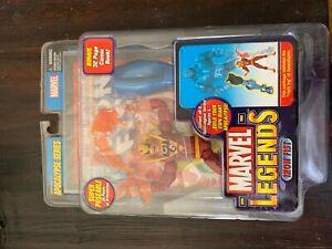 Marvel Legends Apocalypse Series Iron Fist VARIANT Action Figure