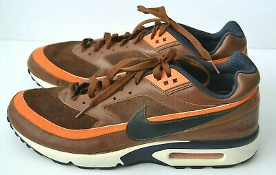 en soldes 29e74 ddbb3 Nike Air Classic BW Rustic 2007 Retro Running Sneakers Suede ...
