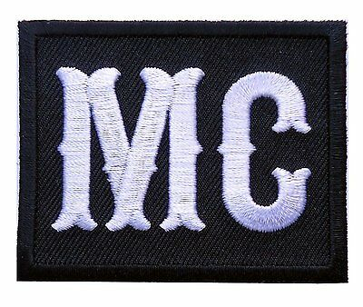 MC EMBROIDERED BIKER OUTLAW PATCH MC CLUB PATCH