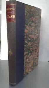 Der Fakir Nicol Meyra Schwierigkeiten 26 Zeichnungen W.VON L. Dodge Beil 1901