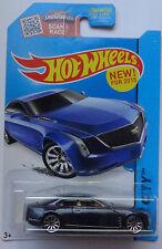 2015 Hot Wheels HW CITY Cadillac Elmiraj 25/250 (Dark Blue Version)