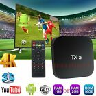Lot 8GB/16GB MX95 Pro S905X 4K Smart Android TV BOX Quad Core WIFI Media Player