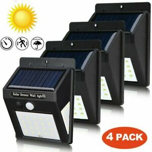 Waterproof-20-LED-Solar-Power-PIR-Motion-Sensor-Wall-Light-Outdoor-Garden-Lamp-R