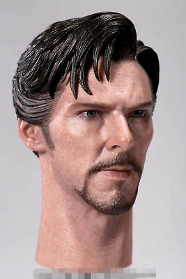 16 Scale Doctor Strange Head Sculpt Benedict Cumberbatch Model F 12