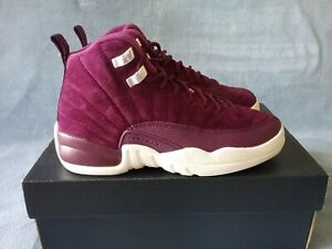 air jordan 12 retro bg bordeaux
