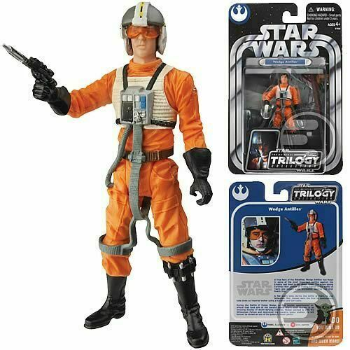 The Original Trilogy Collection Wedge Antilles Action Figure Star Wars