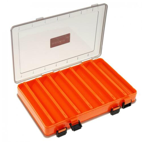 14Compartment Waterproof Visible Plastic Box Squid Fishing Tackle Container Case