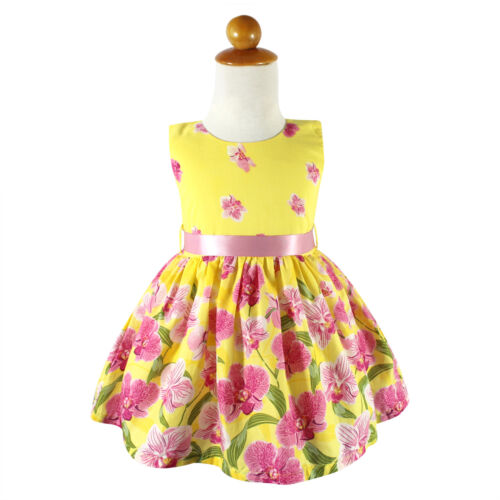 NEW Flower Girls Dress Weddings Formal Occasions Communions Dresses Size1-8
