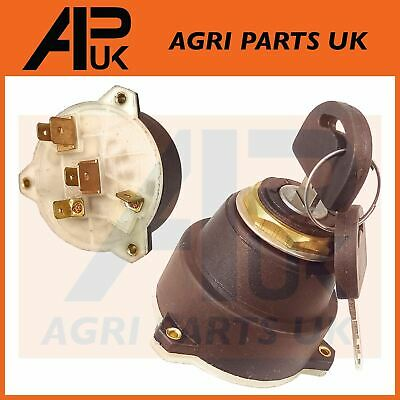 Bomag Industrial Tractor Roller Ignition Starter Switch replace Bosch 0342315001