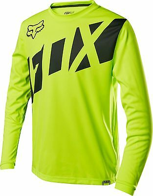 Fox Racing Youth Ranger Long Sleeve L//S Jersey Graphite