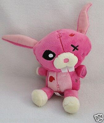 NEW 2013 ZOMBIE PETS Game Plush Bunny Rabbit Doll