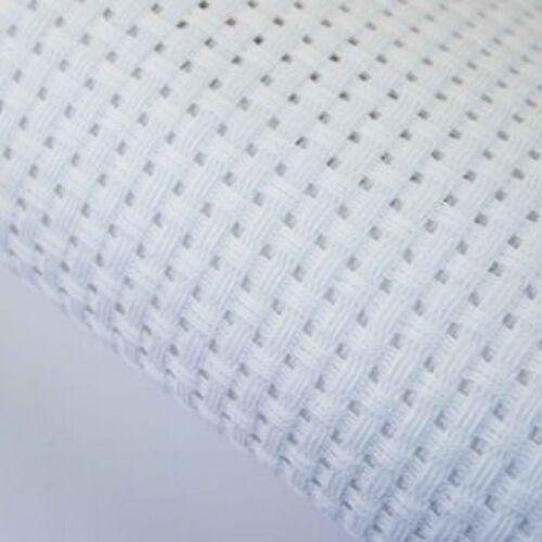 EM-M each 6 HPI Binca Cross Stitch Fabric