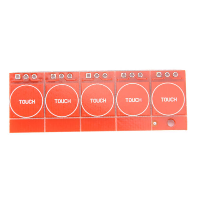 1Pcs TTP223 Capacitive Touch Switch Button Self-Lock Module for Arduino 9C