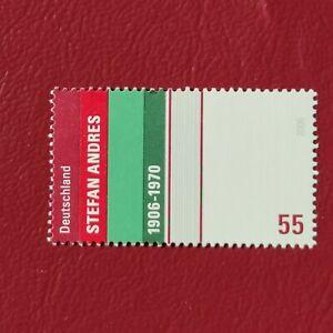 Alemania Federal año 2006 Literatura Stefan Andres Nº 2368 MNH