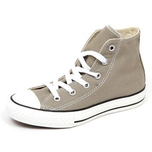 E4124-sneaker-bimbo-CONVERSE-ALL-STAR-grigio-grey-shoe-boy-kid