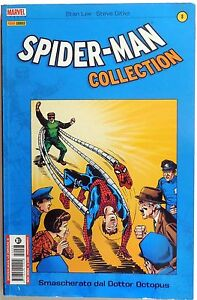 MARVEL-SPIDER-MAN-COLLECTION-N-3-2004-PANINI-STAN-LEE-OTTIMO