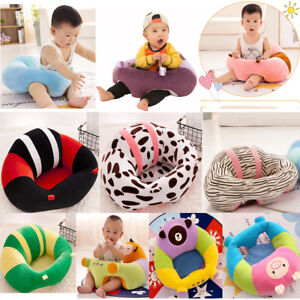 Baby Sofa Seat Soft Cotton Car Pillow Cushion Plush Toys Baby Support