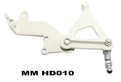 B H Series Cable to Hydraulic Actuator Transmission Tranny Mount for Honda Civic