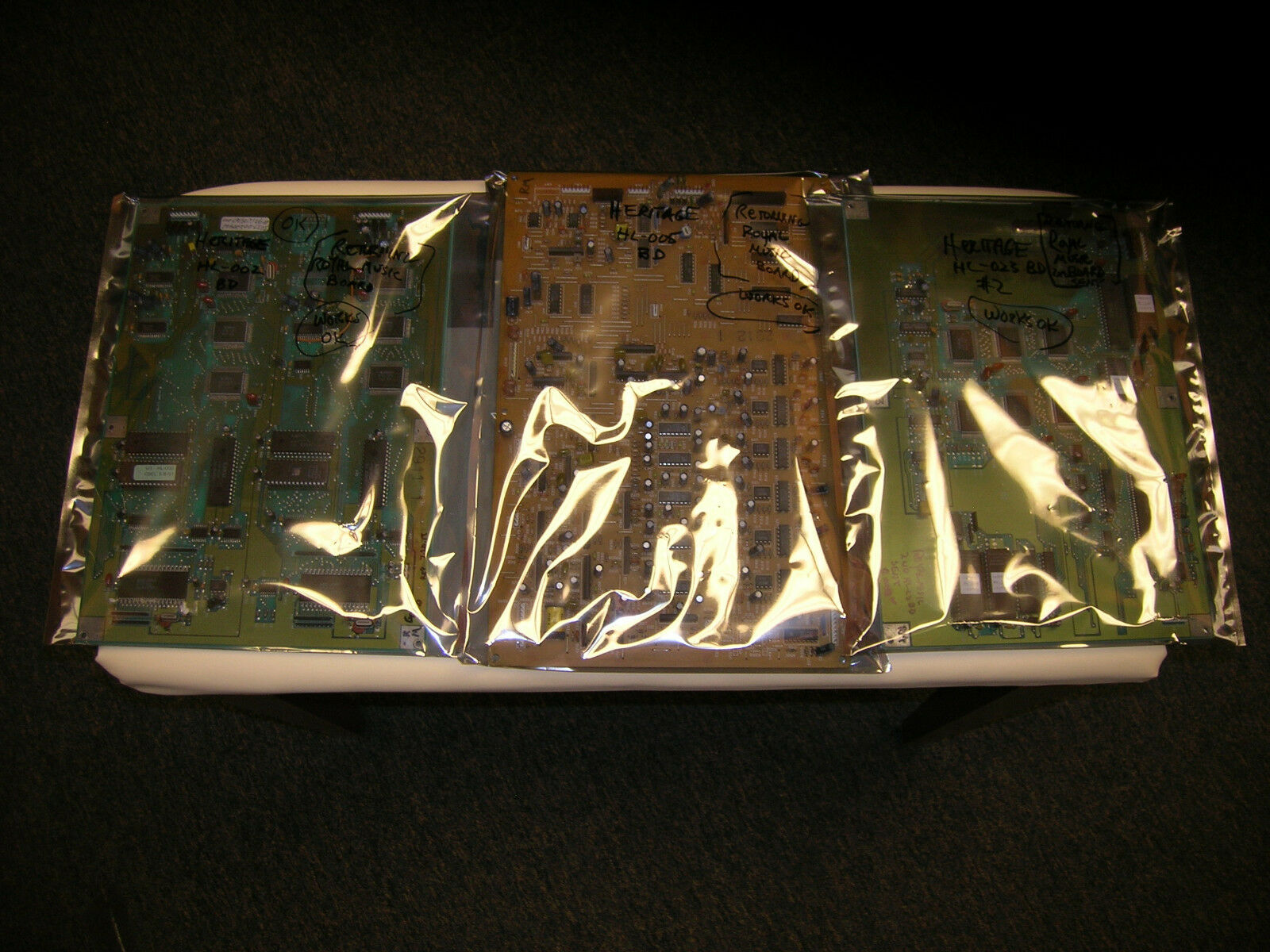 Lowrey PCB (Circuit Boards) for MX-2 and others ... see listing