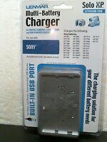 Lenmar Multi-battery Charger Soloxp-5