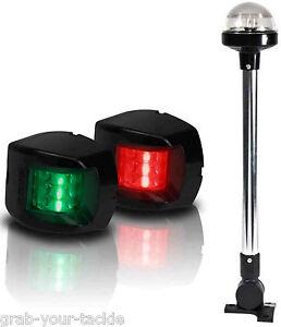 BOAT-LED-NAVIGATION-LIGHTS-KIT-3-Nav-Light-Package-Port-Starboard-and-360-White