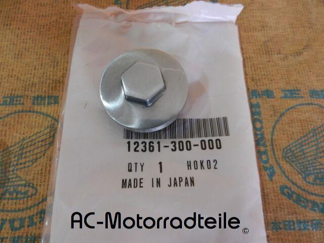 Honda CB 350 400 For F2 Four Dust Cap Lid Valves Cap Valve Cover Orig