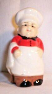 LLBC/?  E338  Career  Ceramic Chubby Chef  Pie Vent