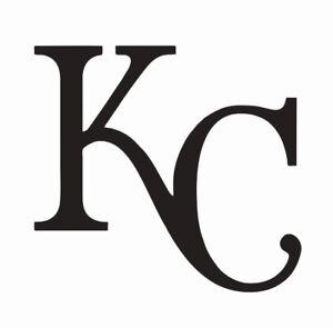 kansas city kc royals vinyl die cut car decal sticker free
