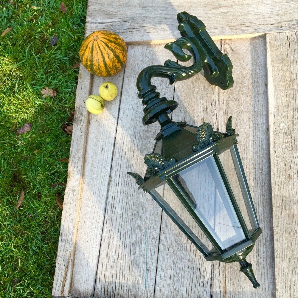 Aussenleuchte Nostalgie-Eingangslampe, hängend, als Garten oder Wandlampe, Turin