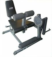 Leg Extension And Curl Machine In 1 Gym Fitness Exercise Quads Hamstrings Glutes