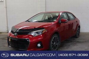 2014 Toyota Corolla S   HEATED FRONT SEATS   BACK UP CAMERA   SUNROOF   ALLOY WHEELS