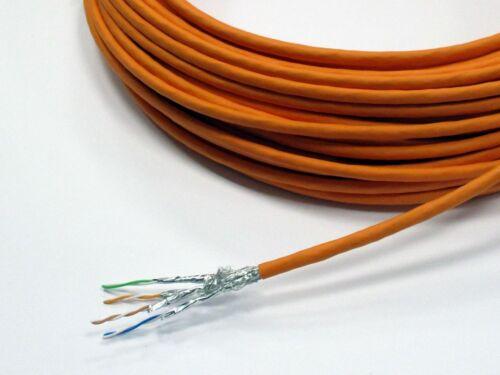 1000MHz Simplex DCA S//FTP 100m Netzwerkleitung LAN 4x2xAWG23  KAT-7