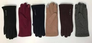 Wholesale-Joblot-Ladies-Women-Winter-Glove-Fleece-Thermal-Lined-Touch-Screen